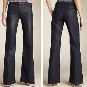 7 for All Mankind Ginger High Waist Flare Jeans